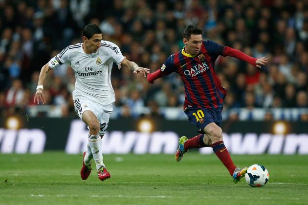 Barcelona vs. Real Madrid: Live Player Ratings for the Copa Del Rey Final