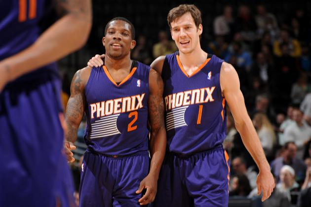 Phoenix Suns' Season Only the Beginning of Extremely Bright Future