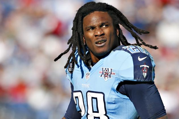 Debate: Predict Chris Johnson's 2014 Stats with Jets
