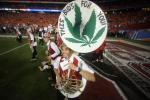 NCAA Reduces Penalty for Positive Marijuana Test