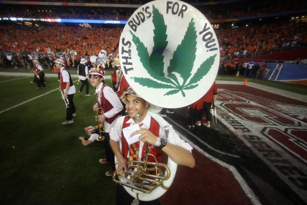 NCAA Rules That Marijuana Is Not a Performance-Enhancing Substance