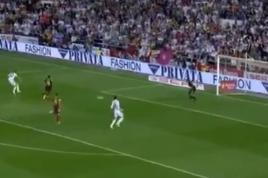 GIF: Angel di Maria Strikes to Give Real Madrid Early Lead vs. Barcelona