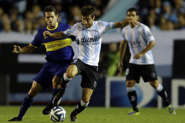 Fernando Gago Absence Would Leave Gaping Hole in Argentina Middle for World Cup