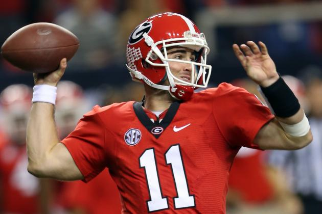 Aaron Murray Scheduled for Visit with Browns