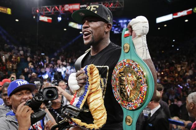 Floyd Mayweather Next Fight: Best Opponents for Money After Victory