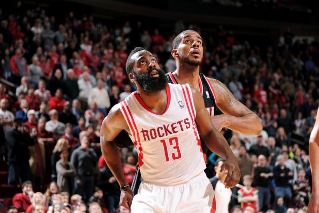 Why Houston Rockets Have 1st-Round Edge over Portland Trail Blazers