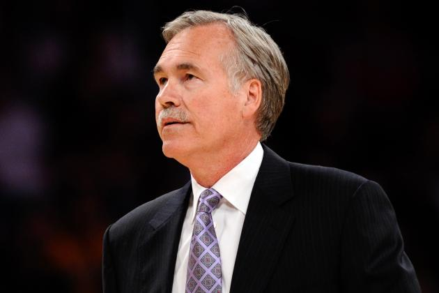 Los Angeles Lakers Have No Choice but to Fire Mike D'Antoni