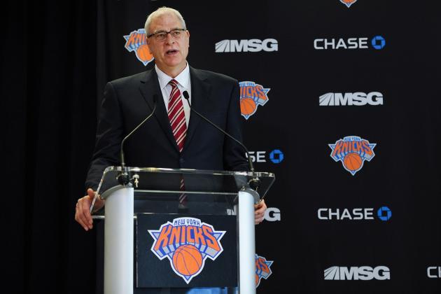 Knicks Rumors: Tanking for 2015 Is Best Long-Term Solution for New York
