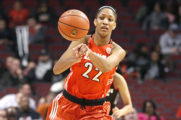 Top 2014 Basketball Recruit A'ja Wilson Commits to South Carolina
