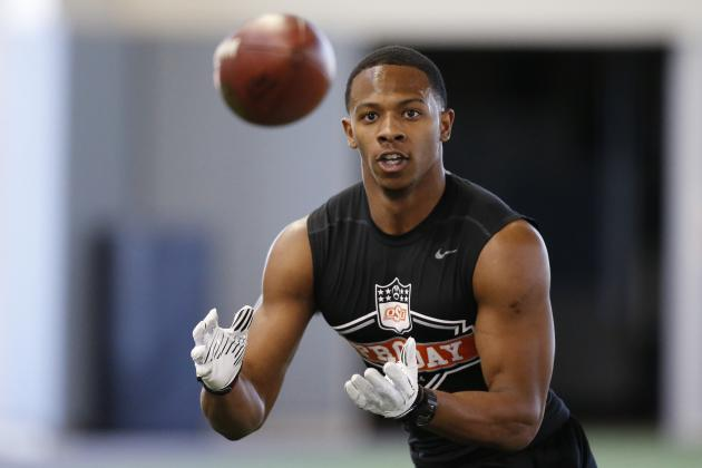 2014 NFL Draft Order: Full Rundown of First-Round