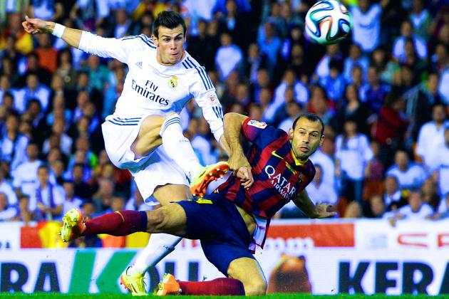 Barcelona vs. Real Madrid: Copa Del Rey Final Live Score, Highlights, Report