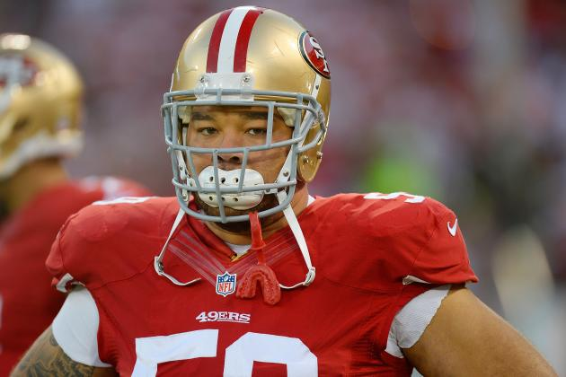 Saints Bring Former Center Jonathan Goodwin in for Visit