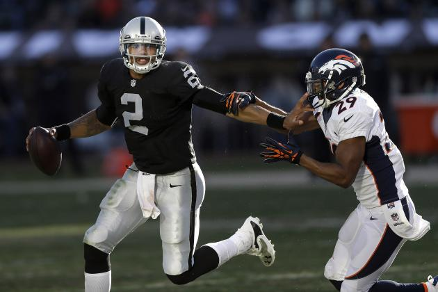 Terrelle Pryor Trade Talks Provide Glimpse into Oakland Raiders' Draft Plans