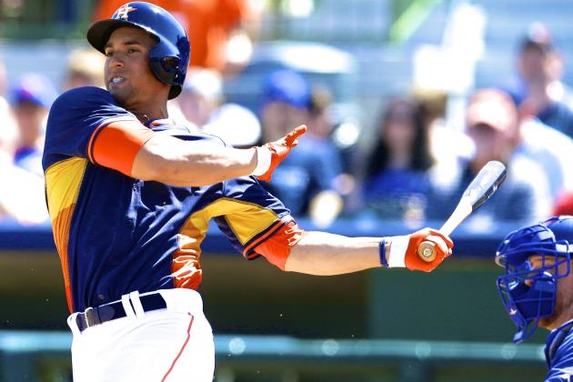 Why George Springer Is Hyped as MLB's Next Great Hitter