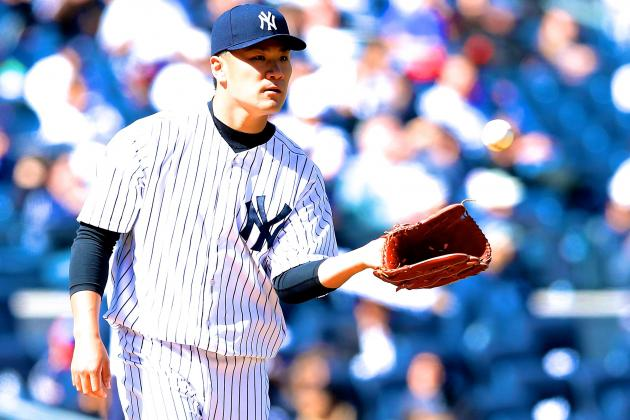How Masahiro Tanaka Is Sending Strikeout Rate Sky-High in MLB