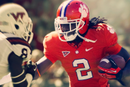 Miller and Simms Debate: Who's the Better Prospect Sammy Watkins or Julio Jones?