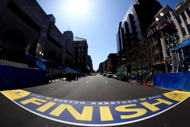 Sports Illustrated's 'Boston Strong' Marathon Cover Is Absolutely Beautiful