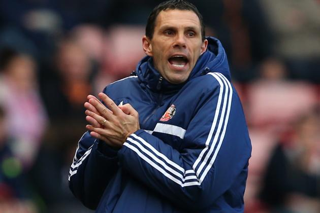Gus Poyet Ready to Fight for Sunderland's Survival After Manchester City Draw