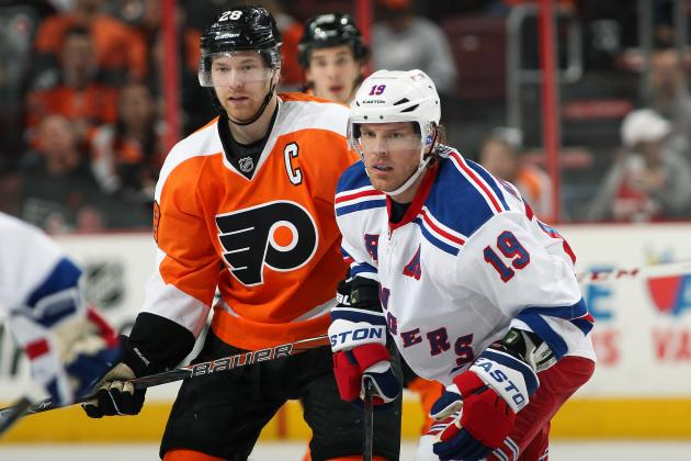 NY Rangers vs. Philadelphia Flyers: Game 1 Preview, TV Info and Predicition