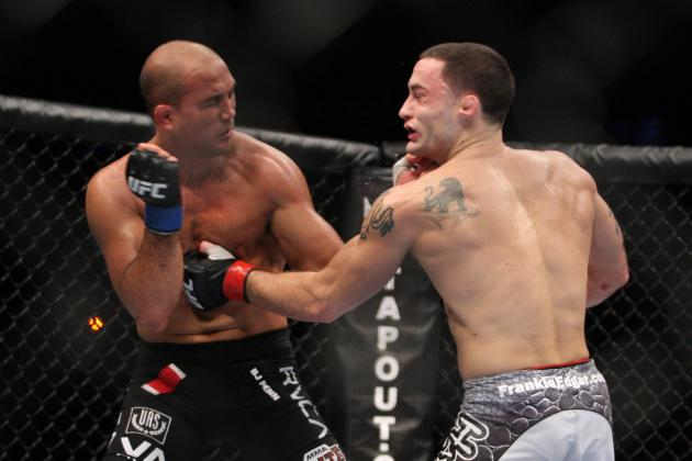 TUF 19 'Penn vs. Edgar' Episode 1 Results and Recap: Huge KO Shocks Crowd