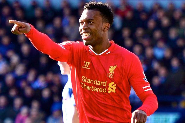 Liverpool Have Resources to Cope Without Injury-Threatened Daniel Sturridge