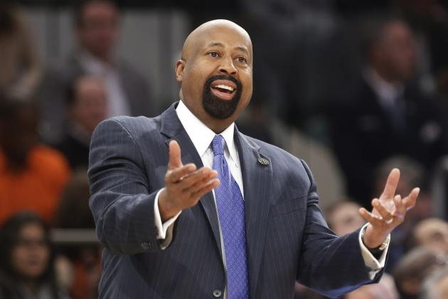 Mike Woodson Says He's 'The Only Guy' for the Knicks Head Coaching Job