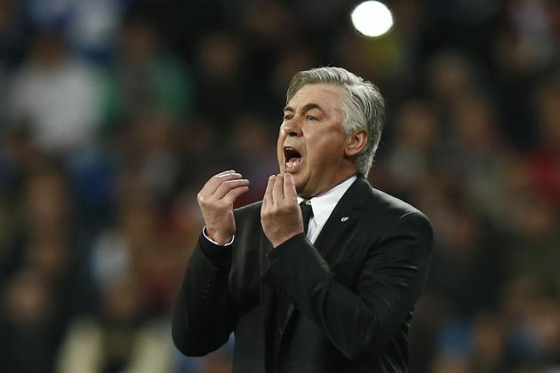 Real Madrid vs. Barcelona: Reaction from Carlo Ancelotti and Gerardo Martino