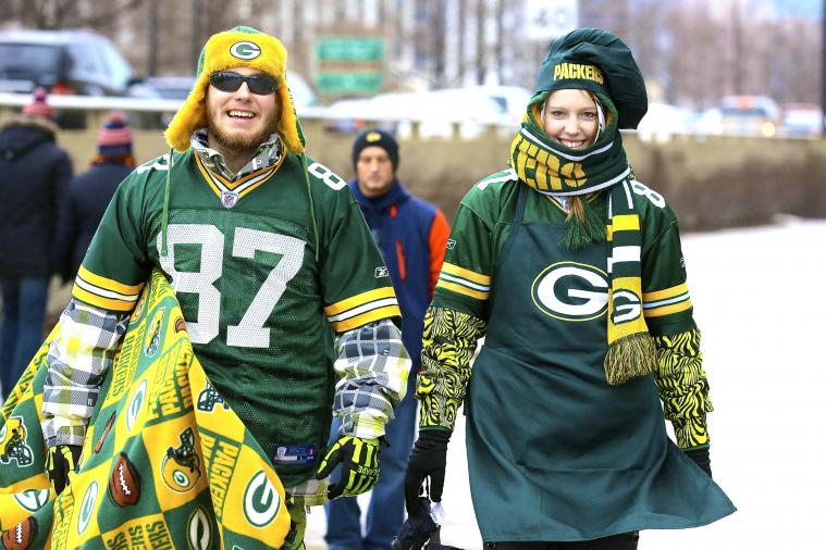 New Dating Website Allows Green Bay Packers Fans to Connect Online