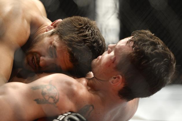 TUF Nations Results: What We Learned from Cote vs. Noke
