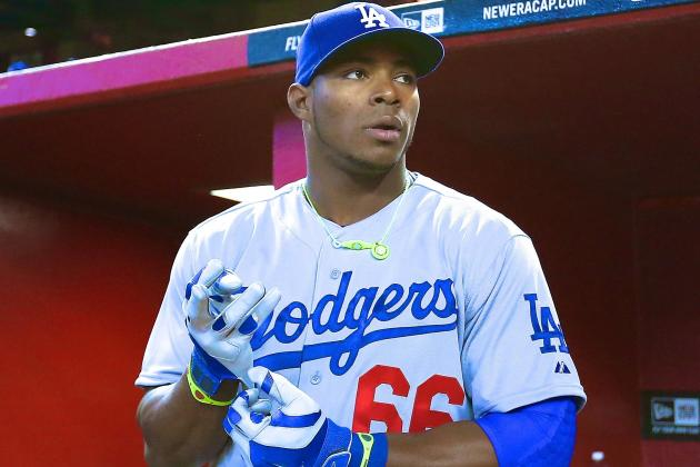Yasiel Puig Reportedly Has Received Threats from Human Traffickers