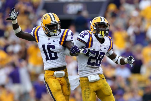 LSU Football: Why Tigers Will Reclaim DBU Title in 2014