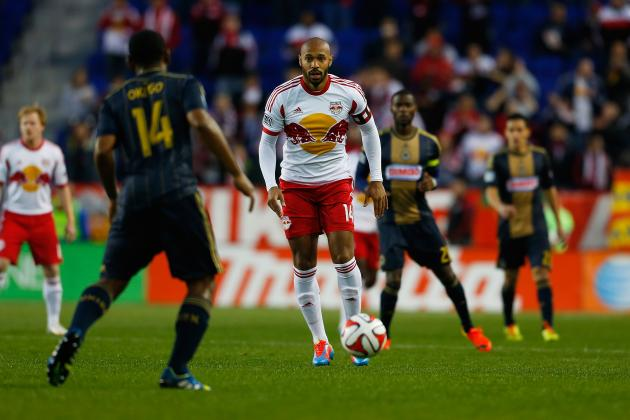 Red Bulls Secure First Win of Season; Thierry Henry Scores His Second Goal