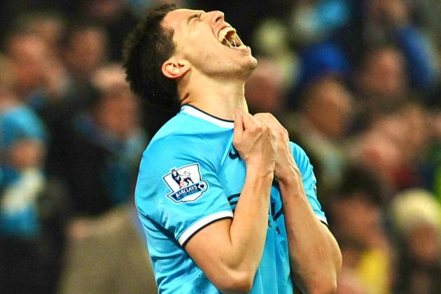 Man City Show They Don't Deserve to Win Title After Abject Sunderland Display