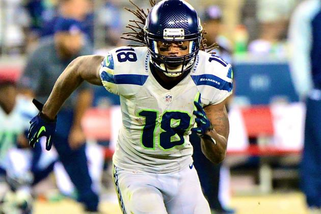 What Sidney Rice's Return Means for the Seattle Seahawks