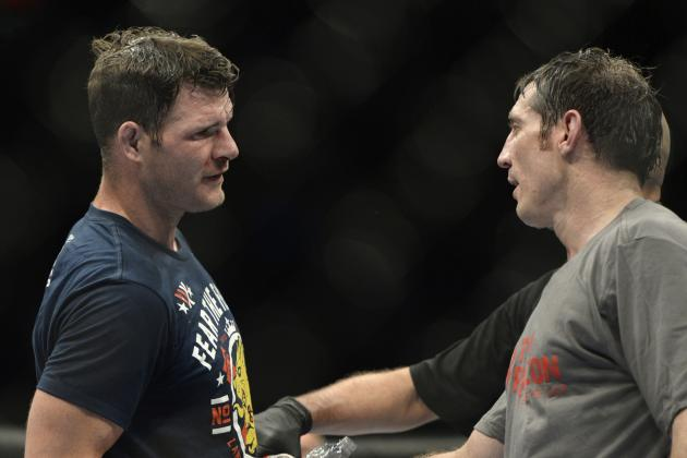 Michael Bisping vs. Tim Kennedy: Twitter Reactions to Main Event