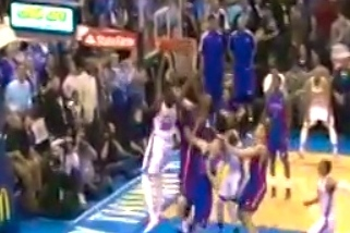 Kevin Durant's Game-Winning Dunk Against Pistons Clinches No. 2 Seed for Thunder