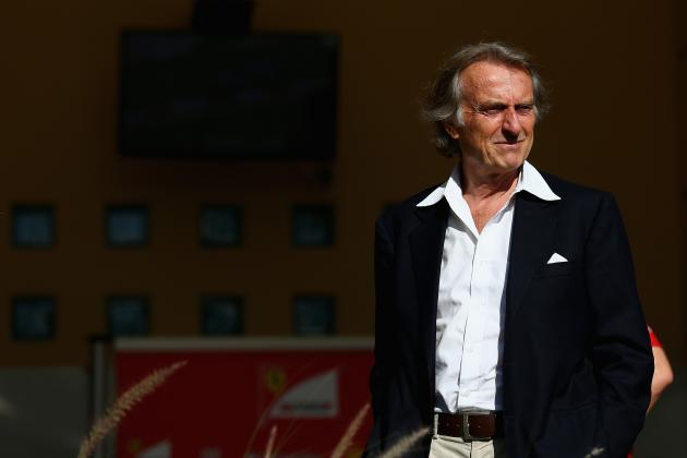 Luca Di Montezemolo Has No One Left to Blame If Ferrari Does Not Improve