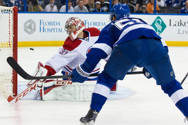 The Best and Worst of Carey Price on Display in Canadiens' OT Win over Lightning