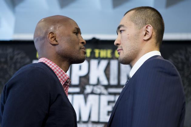 Bernard Hopkins vs. Beibut Shumenov: Fight Time, Date,TV Info and More