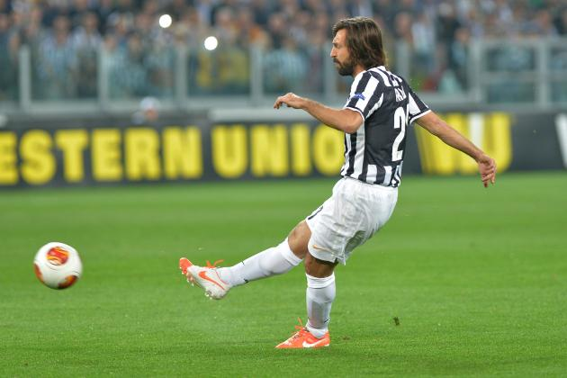 Andrea Pirlo Remains a Free-Kick Master, Thanks in Part to a Trip to the Toilet