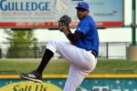 T-Mac Makes Pitching Debut for Sugar Land Skeeters