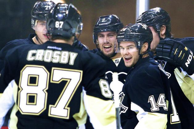 Penguins Prove They Can Win on Sidney Crosby's Off-Nights vs. Blue Jackets