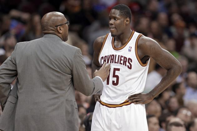 Anthony Bennett: 'I Could've Been a Whole Lot Better' This Season