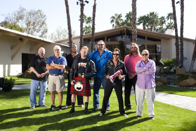 WWE Legends' House: Review, First Impressions and Cast Interviews