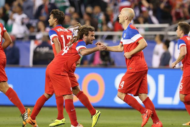 Who Is Winning the Battle to Partner Michael Bradley in USMNT Defensive Midfield