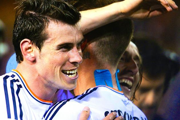 Gareth Bale Steps Up and Delivers for Real Madrid When They Needed It Most