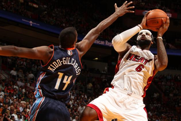 Charlotte Bobcats vs. Miami Heat: Eastern Conference Round 1 Preview