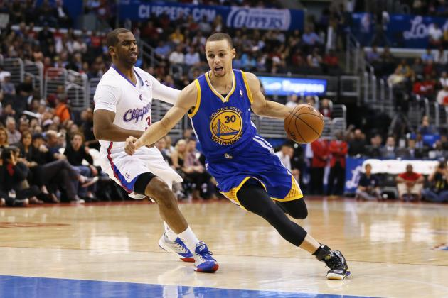 Los Angeles Clippers vs. Golden State Warriors Is Best Matchup of 1st Round