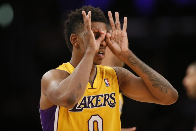 Nick Young Was Lakers' Bright Spot On and Off Court in Otherwise Dismal Season