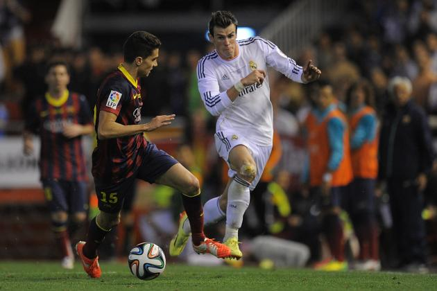 Twitter and Media Reaction to Gareth Bale's Wonder Goal for Real Madrid